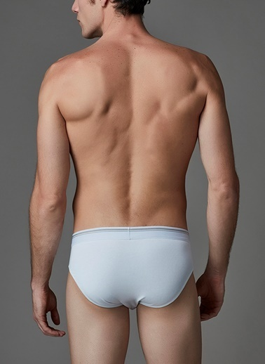 Dagi Compact Slip 2'li Beyaz